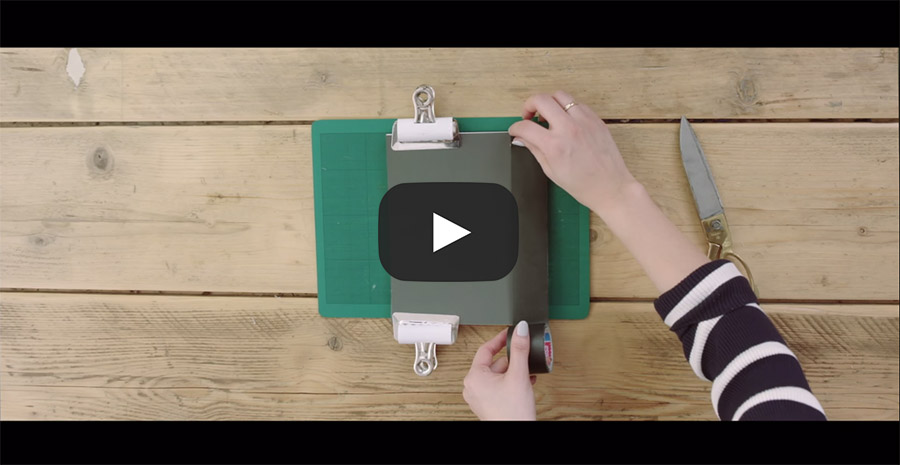 A bookbinding how-to